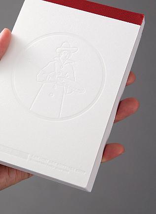 アートを生み出すメモ帳