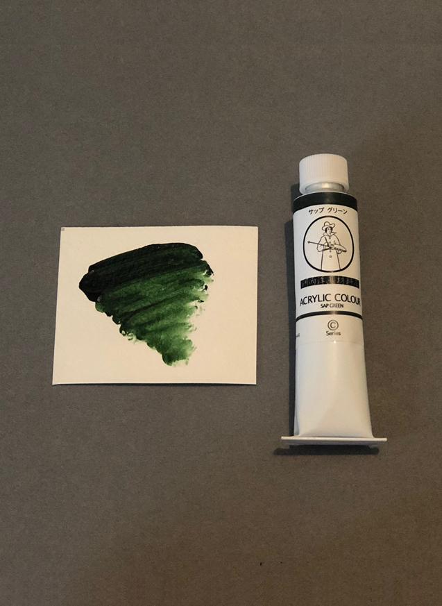 Acrylic kawachi gazai 0020