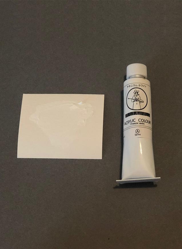 Acrylic kawachi gazai 0030